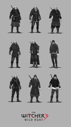 Концепт-арт The Witcher 3: Wild Hunt
