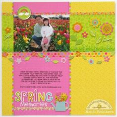 Springtime Collection: Colorful Inspiration from Mendi on the Doodlebug Design Blog http://www.doodlebugblog.com/2014/03/springtime-collection-colorful.html