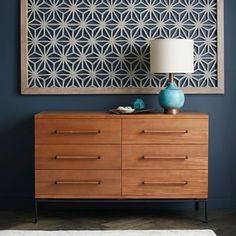 Nash 6-Drawer Dresser
