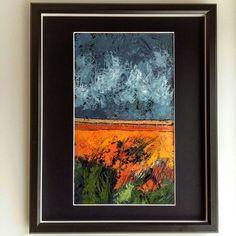 Sieh dir dieses Produkt an in meinem Etsy-Shop https://www.etsy.com/de/listing/488178593/oil-landscape-painting-artistic-textile
