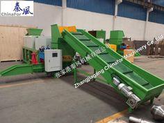 Machine to recycling XPS