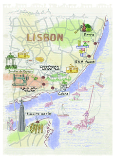 Old Map Of Lisbon Portugal I Gotta See This Pinterest - Portugal map lisbon area