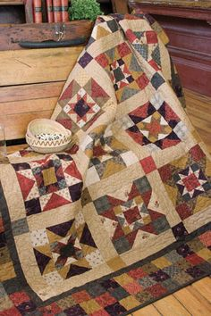 Star Crazy | September/October 2008 | McCall's Quilting