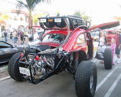 VW Beetle Off-Road Monster Baja Bug | by MR38