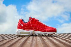 online store eb41f 35724 NIKE AIR MAX 95 (INDEPENDENCE DAY) - Sneaker Freaker Nike Stiefel, Nike  Laufschuhe