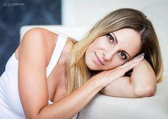 model MV photo MS visage EditthStrouhalová