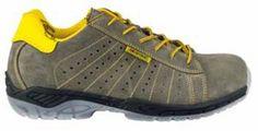 Scarpa - Scarpe antinfortunistiche estive basse Cofra Mod. Tennis BAND S1 P SRC