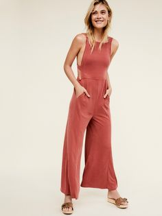 Trip Me Up Jumpsuit