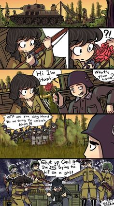 Why Hans . Browse new photos about Why Hans . Most Awesome Funny Photos Everyday! Gamer Humor, Gaming Memes, Stupid Funny Memes, Haha Funny, Best Funny Pictures, Funny Images, Jagodibuja Comics, Military Jokes, Military Art