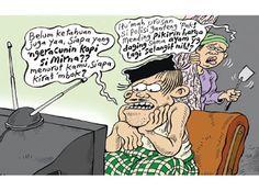 Mice Cartoon, Rakyat Merdeka - januari 2016: Mikirin Pembunuh Mirna?