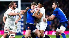 Jules Plisson Angleterre/France 6 nations 2015