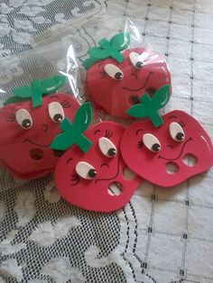Dedoche de frutas