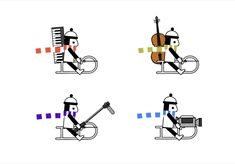 Piano Guys, Piano Man, Schmidt, Fictional Characters, Fantasy Characters