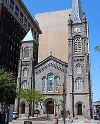 Trinity Cathedral: Cleveland, Ohio