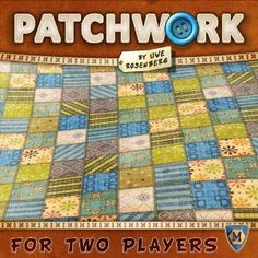 Amazon.com: Patchwork Board Game: Toys & Games