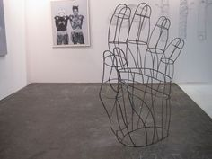 #wire #wireframe #hand