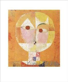 Paul Klee - Baldgreis, 1922