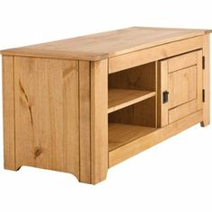 St Albans TV Unit at Homebase -- Be inspired and make your house a home. Buy now. St Albans, Tv Unit, New Homes, Lounge, Lights, Cabinet, Storage, Wood, Diy