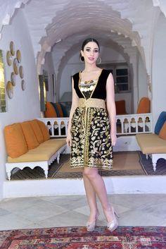 Robes de soiree tunisienne 2018