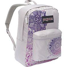 JanSport Super FX Series Backpack for Girls Mochila Jansport, Sac Jansport, Cute Backpacks For School, Girl Backpacks, Puppy Backpack, Backpack Bags, White Backpack, Kids Rolling Backpack, Animal Bag