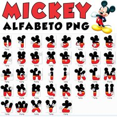 Baby Name Tattoos, Tattoos With Kids Names, Son Tattoos, Family Tattoos, Print Tattoos, Mickey Mouse Decorations, Mickey Mouse Parties, Disney Diy, Disney Crafts