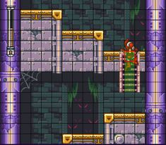 Mega_Man_7_Ladder