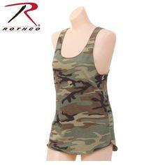 http://www.armynavyshop.com/prods/RTH-44670.html Rothco Womens Racerback Tank Top - Wdlnd Camo
