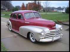 1947 Chevrolet Stylemaster Street Rod 305 CI, Automatic for sale by Mecum Auction