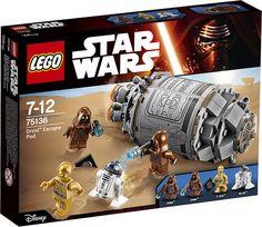 LEGO Star Wars: A New Hope: 75136 Droid Escape Pod (2016)