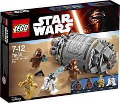 LEGO Star Wars: A New Hope: 75136 Droid Escape Pod (2016)