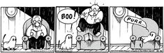 MUTTS by Patrick McDonnell | October 31, 2013  - I am sweating CUTE! - !!