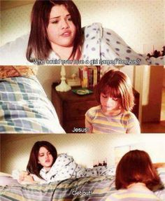 Ramona and Beezus - I oved this movie, and loved this line ---classic!