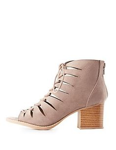 Ankle Boots & Booties   Charlotte Russe