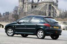 2003 Peugeot 206 Hatchback Mercedes C230, Mercedes A Class, Bmw 320d Touring, Bmw Compact, 1990s Cars, Peugeot 206, Vehicles, Evolution, Passion