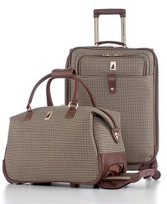 London Fog Luggage, Chelsea Lites 360° Spinner - Luggage Collections - luggage - Macy's
