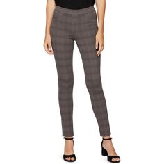 Sanctuary Plaid Leggings (5.435 RUB) ❤ liked on Polyvore featuring pants, leggings, prince of wales, sanctuary pants, tartan leggings, plaid pants, tartan trousers and plaid trousers