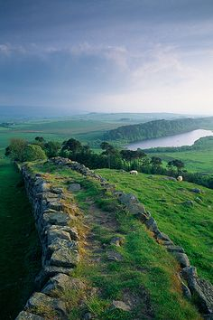 UNESCO World Heritage Site - Hadrian's Wall, Northumberland, England http://www.visitnorthumberland.com/where-to-go/hadrians-wall-north-pennines
