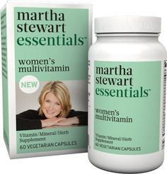 Martha Stewart Essentials Multivitamin