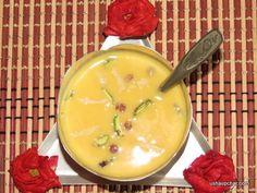 Usha Upchar » Apple Carrot Kheer recipe