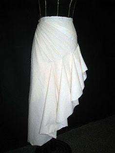 Cosemos junt@s mes de junio 2015 falda con quillas DIY