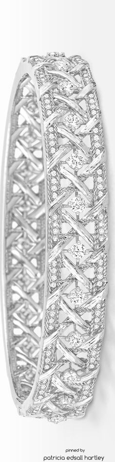 My Dior - 18k White Gold & Diamond Bracelet