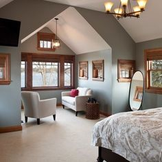Stained Wood Trim Design Ideas, Pictures, Remodel, and Decor