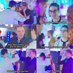 "#Shadowhunters 1x10 ""This World Inverted"" - I love Simon and Jace's bro-ship"