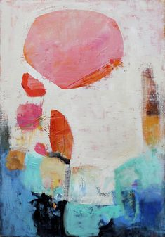 Jenny Gray, Mary Lou Zeek Gallery Current Show  http://zeekgallery.blogspot.com/2012/12/jenny-gray-abstract-color.html