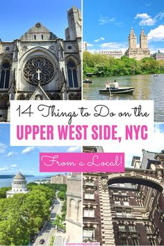 Want local tips for the best things to do on the Upper West Side NYC? Use this written-by-a-local guide to help you plan your New York trip! Best Travel Websites, Traveling Teacher, Visiting Nyc, Travel Usa, Travel Tips, Us Travel Destinations, New York City Travel, Us Road Trip, Travel Around