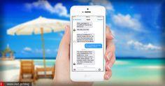 Συνομιλία σε ομάδα στο iMessages