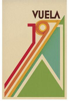 Vuela Print – ISO50 / Tycho Shop