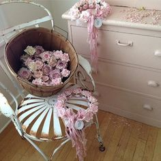 They are made to order, each shabby piece is unique and original. They are so beautiful and delicate. The perfect gift. *It will take 1-2 weeks to arrive as they are individually made to order* Each s