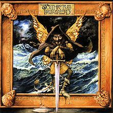 The Broadsword and the Beast - This little guy from the Jethro Tull album cover was the origin of Rex the Gillie Dubh from Bad Angels.
