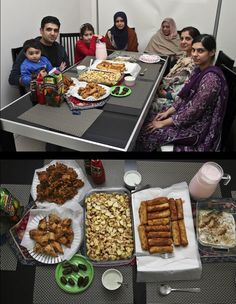 Muslims all around the world are fasting together for the holy month Ramadan, though they break their fast in ways that highlight the diversity of the gl. Jama Masjid, Religious Photos, Muslim Family, Freezer Breakfast Sandwiches, Iftar, Evening Meals, Eid, Ramadan, Holi
